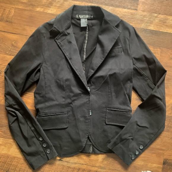 Rampage Jackets & Blazers - Rampage Black Suit Blazer